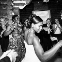 photo soirée de mariage photographie sur le vif danse