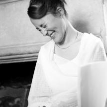 photographe mariage portrait de la mariée