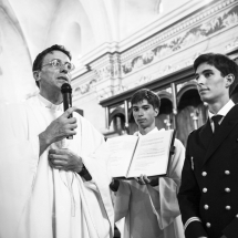 photographe mariage Chamonix cérémonie église
