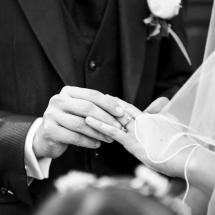 Cérémonie à l'église photographe mariage à Annecy
