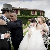 photographe mariage cocktail château Lafitte