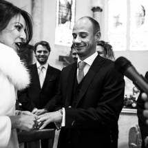 photographe mariage en hiver alliance