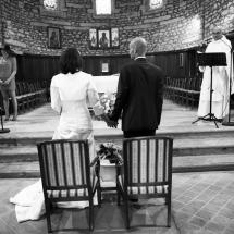 photographe mariage cérémonie religieuse Anne-Sophie et Tony