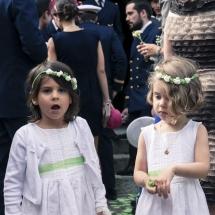 photographe mariage Beaujolais petites filles d'honneur