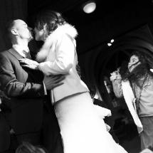 photographe mariage en hiver