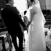 photographe mariage Lyon sortie de l'église