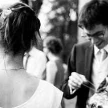 photographe mariage Lyon mariés cérémonie