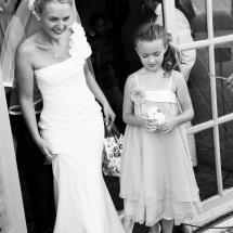 photographe mariage château de Coppet suisse la mariée