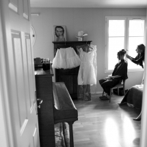 photographe mariage coiffure Cécile