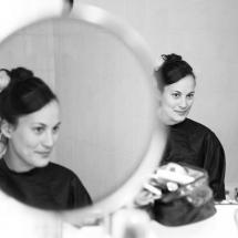 photographe mariage Beaujolais préparatifs Cécile