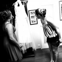 photographe mariage préparatifs Gaelle