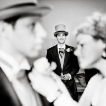 photographe mariage préparatifs du marié Château Lafitte