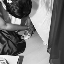 photographe mariage Thiez habillage
