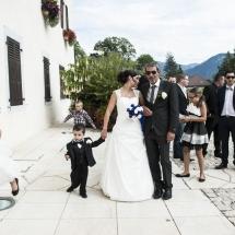 photographe mariage Thiez entée mairie