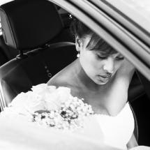 photographe mariage Thonon mariée