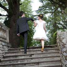 reportage mariage cérémonie vin d'honneur