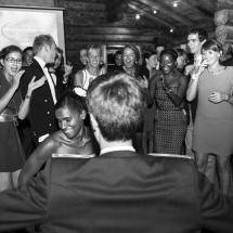photographe mariage Chamonix ouverture du bal
