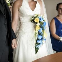 photographe mariage cérémonie Gaelle et Thibault Beaujolais