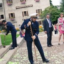 photographe mariage les balayeurs après la cérémonie