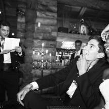 photographe mariage Chamonix soirée témoin