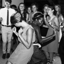 photographe mariage Chamonix soirée bal témoin
