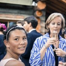 photographe mariage portrait invité Chamonix