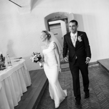 photographe mariage suisse château de Coppet mariés