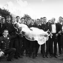 photographe mariage Chamonix groupe