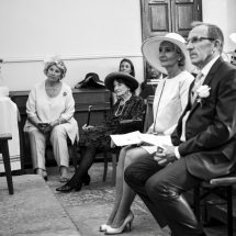 photographe mariage cérémonie religieuse parents du marié