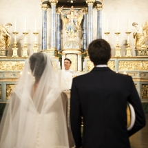 photographe mariage cérémonie religieuse Audrey et Victor