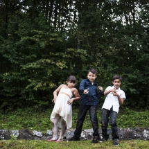 photographe mariage Thiez cocktail enfants