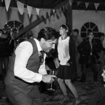 photographe mariage valais soirée Alban et Aline