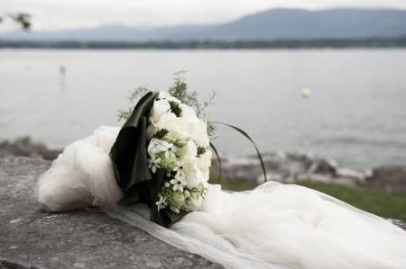 mariage geneve bouquet